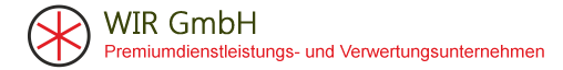 WIR GmbH Logo